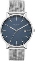 Skagen Men's Stainless Steel Mesh Bracelet Watch 40mm SKW6327