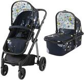 Cosatto Wow Pushchair & Carrycot - Berlin