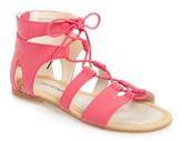 Stuart Weitzman Girl's Camia Romanesque Sandal