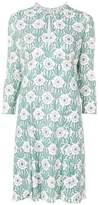 Prada floral tea dress