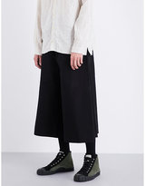 Toogood Boxer Cropped Cotton-twill Trousers