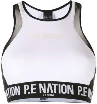 P.E Nation Centre Forward sports bra