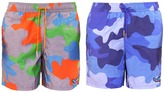 Limoland Camo Swim Shorts