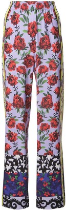 Alice + Olivia Alice+Olivia high-waisted trousers