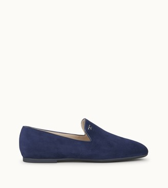 Tod's Slippers in Suede