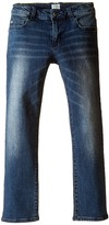 Armani Junior Regular Fit Light Distressed Denim in Denim Indaco Boy's Jeans