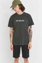 Obey New Times Short Sleeve Black Pigment T-shirt