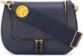 Anya Hindmarch detachable strap crossbody bag