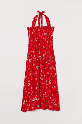 H&M Halterneck Dress