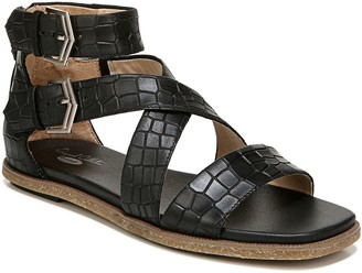 Dr. Scholl's Strappy Leather Sandals - Pasadena