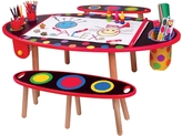 Alex Super Art Table with Paper Roll