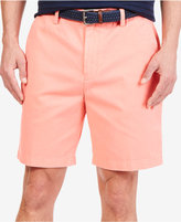 Nautica Men's Flat Front Deck Shorts