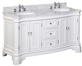 "KBC Katherine 60"" Double Bathroom Vanity Set"