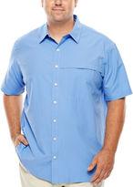 Van Heusen Traveler Woven Shirt - Big & Tall