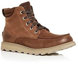 Sorel Men's Madson Ii Moc Toe Boots