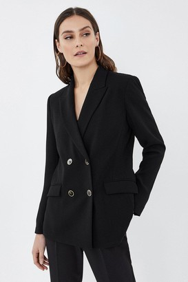 Coast Soft Tailored Double Breasted Jacket