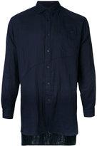 Factotum plain shirt - men - Cotton - 46