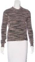 Raquel Allegra Wool-Blend Cutout Sweater w/ Tags