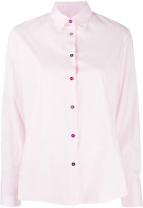 Paul Smith Multi-Colour Button Shirt