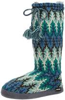 Muk Luks Women's Gloria Blue Slipper