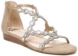 Fergalicious Palma Low Wedge Sandal