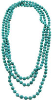 Barse Women's Genuine Stone Necklace MODEN01TMAG