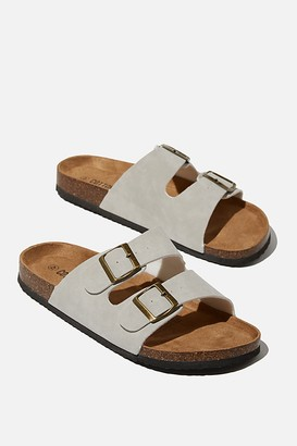 Cotton On Double Buckle Sandal