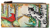 Anuschka Women's Two Fold Wallet