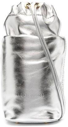 Nico Giani Silver Shoulder Bag