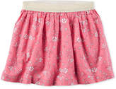 Carter's Pull-On Floral-Print Cotton Skirt, Toddler Girls (2T-4T)