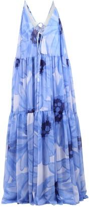 Jacquemus V-Neck Maxi Dress