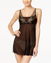 Hanky Panky Rose D'Or Embroidered Chemise 6Y5816