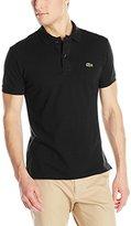 Lacoste Men's Short Sleeve Classic Piqué Slim Fit Polo Shirt