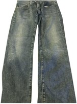 Mauro Grifoni Blue Cotton - elasthane Jeans for Women