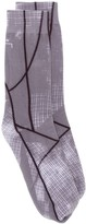 A-Cold-Wall* A Cold Wall* geometric print ankle socks