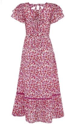 Pink City Prints - Rose Lolita Seville Dress - s