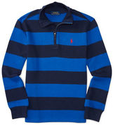 Ralph Lauren Boys 8-20 Boys Striped Sweatshirt