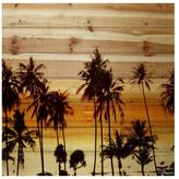 Parvez Taj Palms in the Sun by Wood)