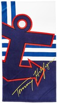 Tommy Hilfiger Final Sale- Anchor Beach Towel