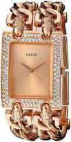GUESS GUESS? Women's U0072L3 Rose- Stainless-Steel Quartz Watch