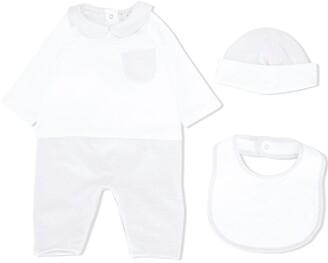 Fendi Kids Overall Pyjama Set
