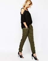 Pepe Jeans Relaxed Utility Pants