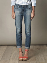 Paige Tyler vintage mid-rise boyfriend jeans
