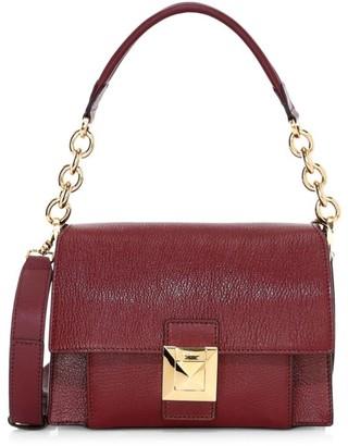 Furla Mini Diva Leather Shoulder Bag