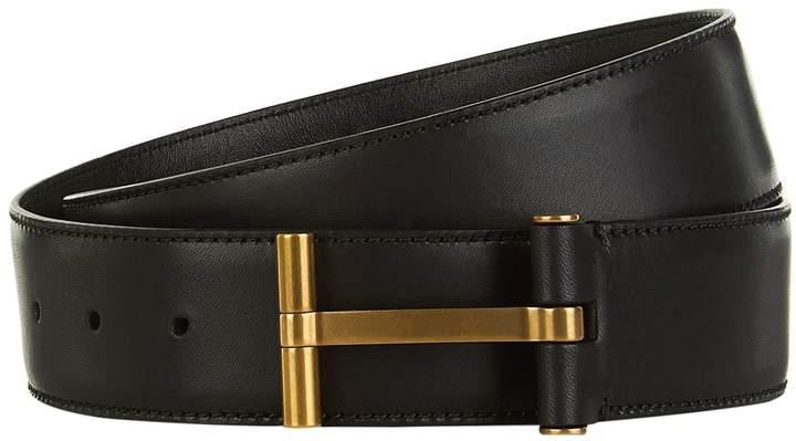 5cfbe1d71 Tom Ford Black Men's Belts - ShopStyle