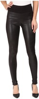 Hale Bob Coated Ultra Suede Leggings