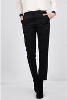 Molly Bracken Shiny Straight Trousers