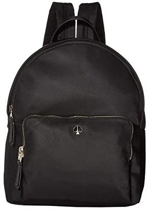 Kate Spade Taylor Large Backpack (Black) Backpack Bags