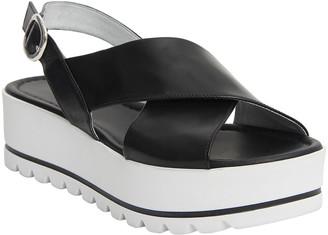 Nero Giardini E012585D Flatform Sandals