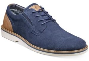 Nunn Bush Men's Barklay Plain-Toe Lace-Up Oxfords Men's Shoes